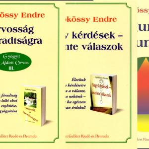 Gyökösi Endre kötetei